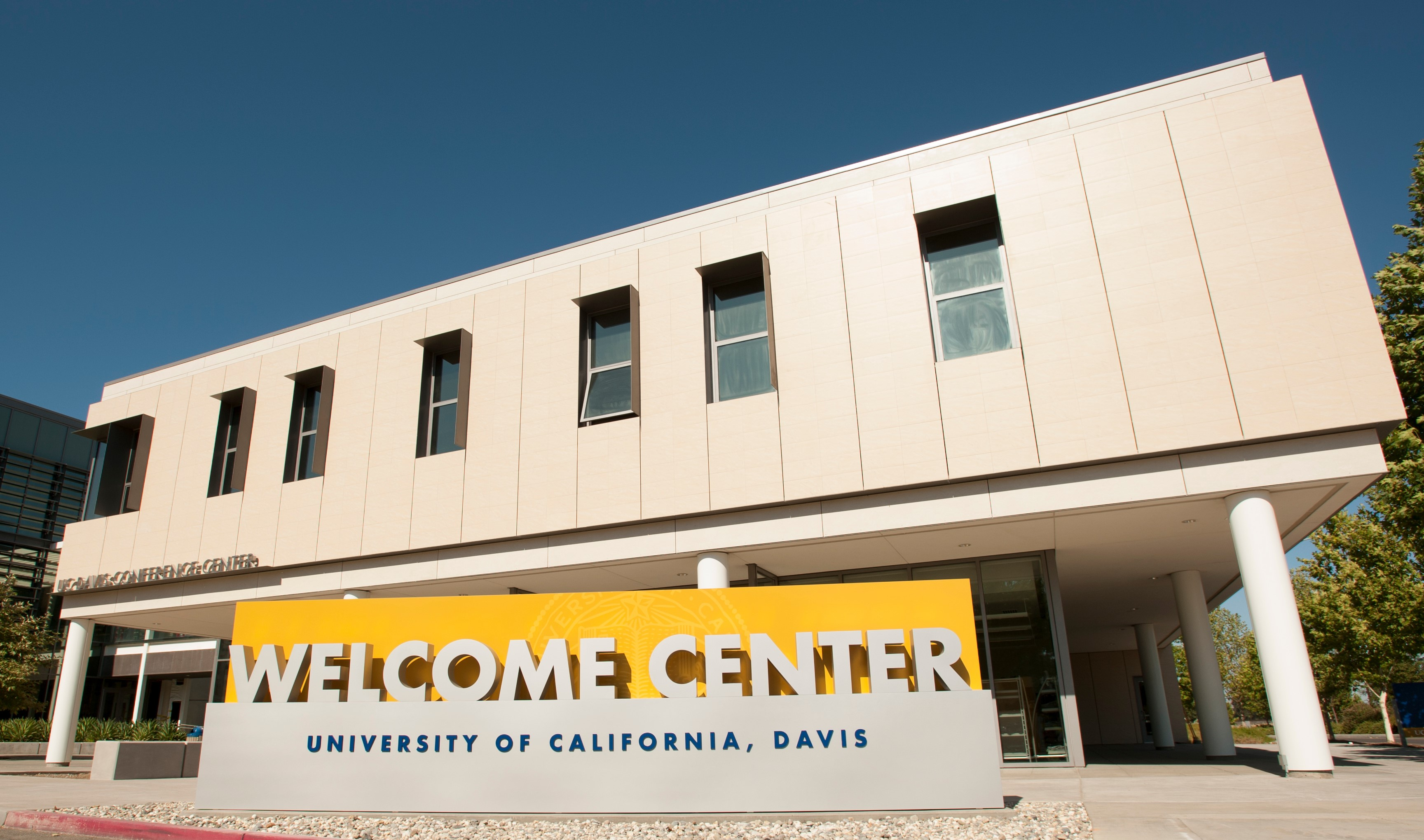 UC Davis Welcome Center